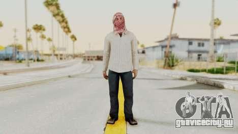 Middle East Insurgent v1 для GTA San Andreas второй скриншот