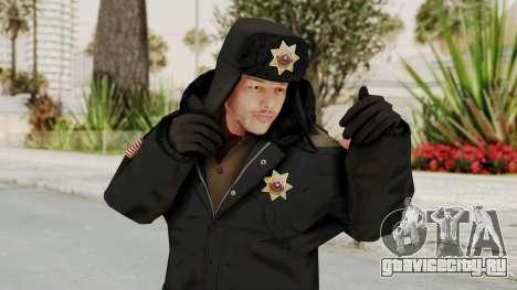 GTA 5 SF Cop для GTA San Andreas