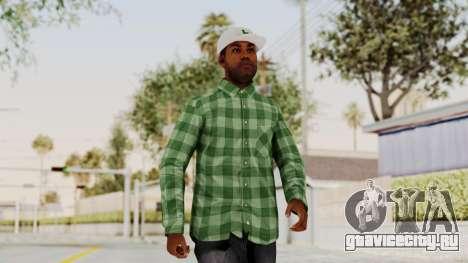 GTA 5 Families Gang Mamber 3 для GTA San Andreas