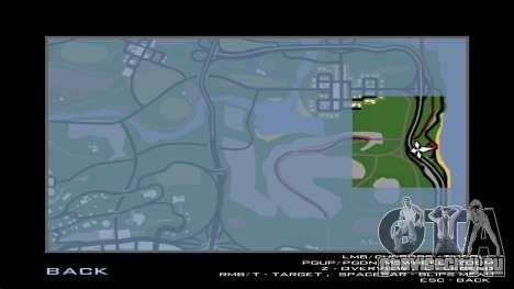 Строительство моста и густой лес для GTA San Andreas двенадцатый скриншот