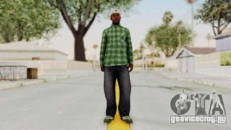 GTA 5 Families Gang Mamber 3 для GTA San Andreas второй скриншот