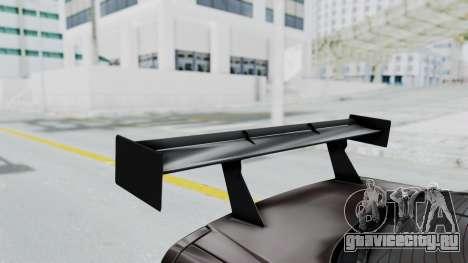 Nissan Skyline R34 GTR 2002 V-Spec II S-Tune для GTA San Andreas вид изнутри