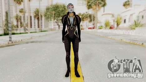 Mass Effect 2 Samara Black для GTA San Andreas второй скриншот
