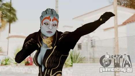 Mass Effect 2 Samara Black для GTA San Andreas