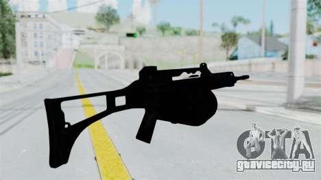 MG36 для GTA San Andreas третий скриншот