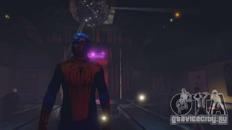 Amazing Spiderman для GTA 5