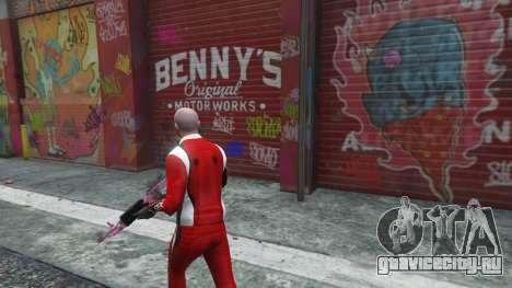 Автомастерская Бенни в одиночном режиме для GTA 5