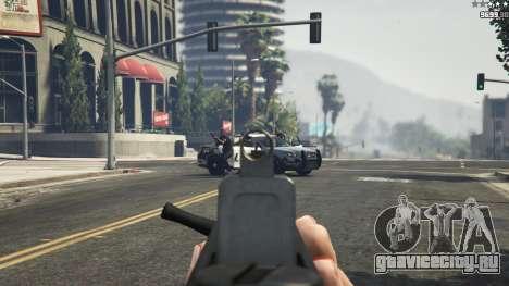 TAR-21 для GTA 5 седьмой скриншот