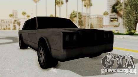 Greenwood from Manhunt для GTA San Andreas