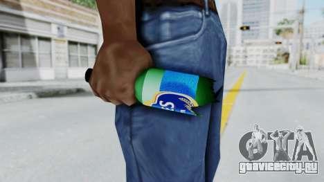 EFES Broken Bottle для GTA San Andreas третий скриншот