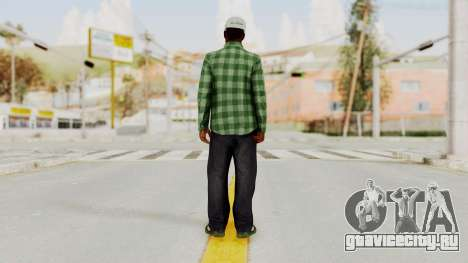 GTA 5 Families Gang Mamber 3 для GTA San Andreas третий скриншот