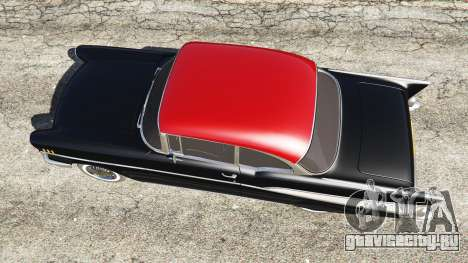 Chevrolet Bel Air Sport Coupe 1957 v1.5 для GTA 5