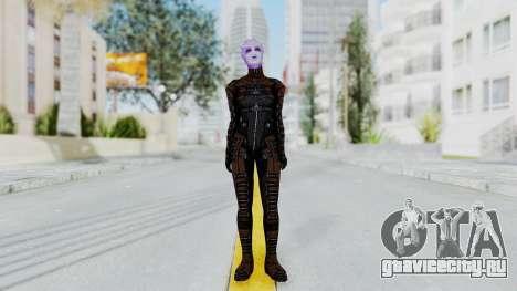 Mass Effect 1 Asari Shiala Commando для GTA San Andreas второй скриншот