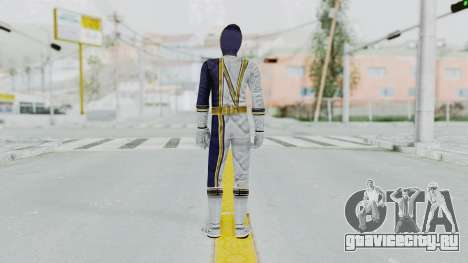 Power Rangers S.P.D - Omega для GTA San Andreas третий скриншот