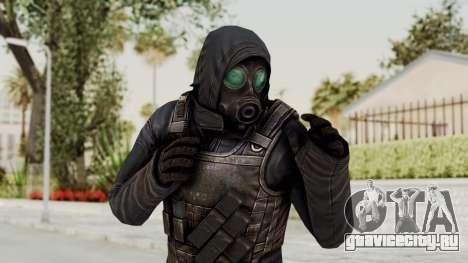 SAS from CSO2 для GTA San Andreas