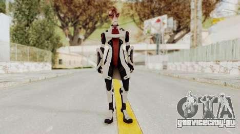 Mass Effect 2 Mordin Solus для GTA San Andreas второй скриншот