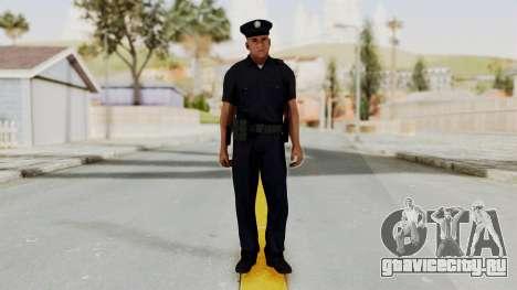 GTA 5 LA Cop для GTA San Andreas второй скриншот