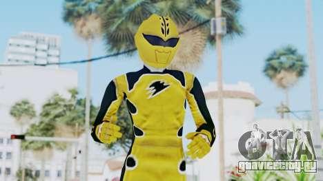 Power Rangers Jungle Fury - Yellow для GTA San Andreas