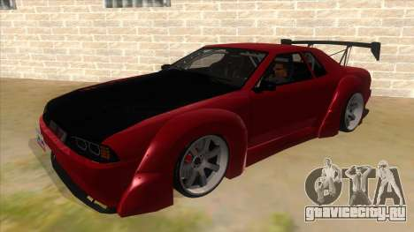 Elegy Tio Sam Style для GTA San Andreas