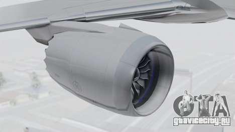 Boeing 777-9X Japan Airlines для GTA San Andreas вид справа
