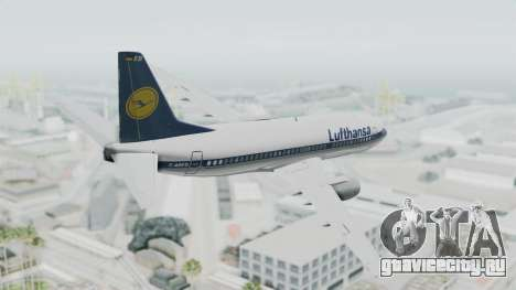 Boeing 737-300 для GTA San Andreas вид слева