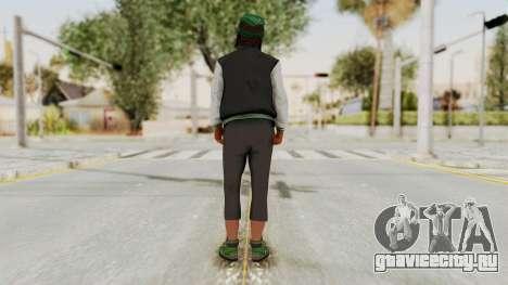 GTA 5 Families Gang Mamber 2 для GTA San Andreas третий скриншот