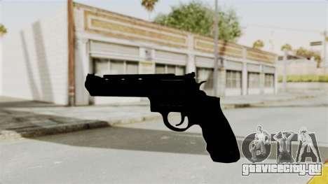 44 Magnum для GTA San Andreas третий скриншот