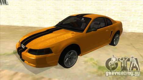 2003 Ford Mustang для GTA San Andreas