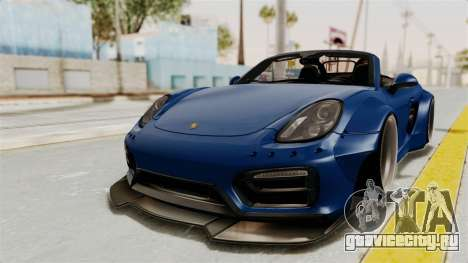 Porsche Boxster Liberty Walk для GTA San Andreas