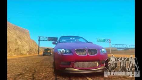 ENB NVIDIA 5.0 FINAL для GTA San Andreas третий скриншот