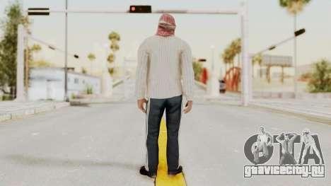 Middle East Insurgent v1 для GTA San Andreas третий скриншот