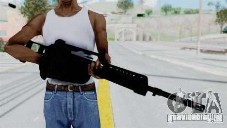 MG36 для GTA San Andreas