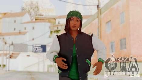 GTA 5 Families Gang Mamber 2 для GTA San Andreas