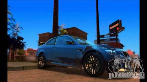 ENB NVIDIA 5.0 FINAL для GTA San Andreas второй скриншот