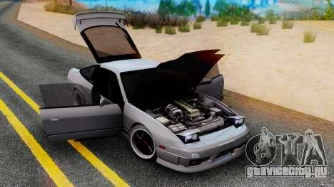Nissan 180SX Type X для GTA San Andreas