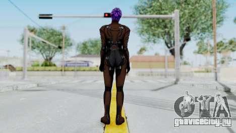 Mass Effect 1 Asari Shiala Commando для GTA San Andreas третий скриншот