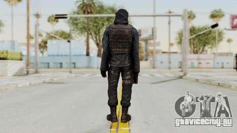 SAS from CSO2 для GTA San Andreas третий скриншот