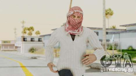 Middle East Insurgent v1 для GTA San Andreas