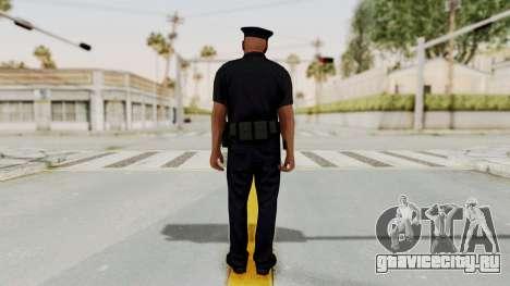 GTA 5 LA Cop для GTA San Andreas третий скриншот