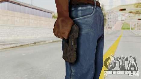 Black Ops 3 - MR6 Pistol для GTA San Andreas третий скриншот