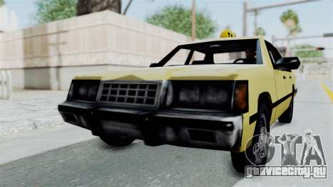GTA Vice City - Taxi для GTA San Andreas
