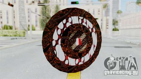 SpiderMan Indonesia Version Shield для GTA San Andreas
