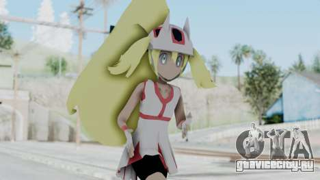 Pokémon XY Series - Korrina v1 для GTA San Andreas