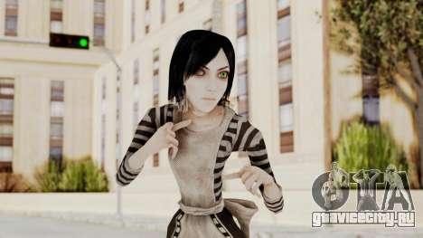 Alice London Madness Returns для GTA San Andreas