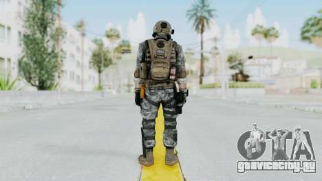 Battery Online Soldier 5 v1 для GTA San Andreas третий скриншот