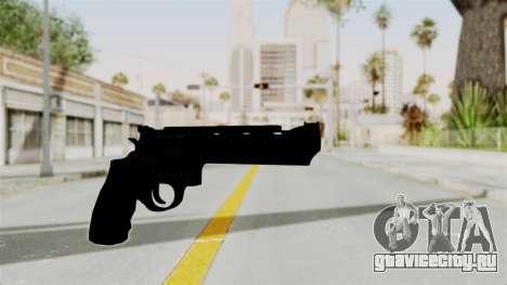 44 Magnum для GTA San Andreas второй скриншот