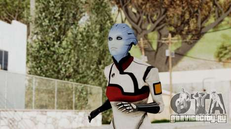 Mass Effect 2 Rana Thanoptis для GTA San Andreas