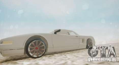 Infernus для GTA San Andreas вид слева