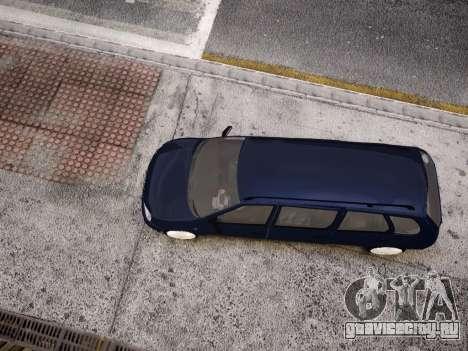 ВАЗ 1117 Калина 7-door для GTA 4 вид сверху