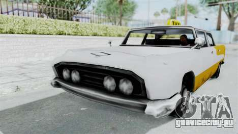 GTA VC Oceanic Taxi для GTA San Andreas